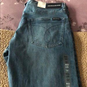 Men's Calvin Klein Jeans Straight/Droit